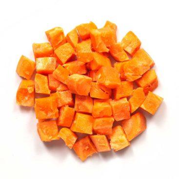 Karotten 15 x 15 mm