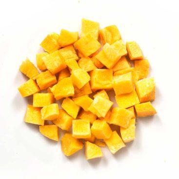 Karotten Gelb 15 x 15 mm