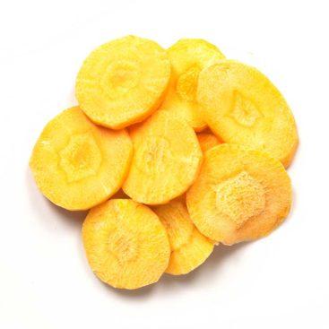 Karotten Gelb Scheiben