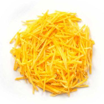 Karotten Gelb Streifen 2mm