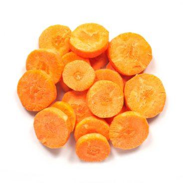 Karotten Scheiben 8mm