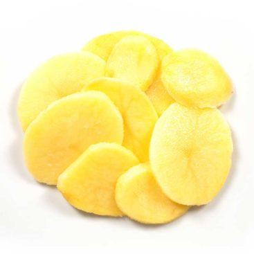 Schälkartoffel-Scheiben 5mm