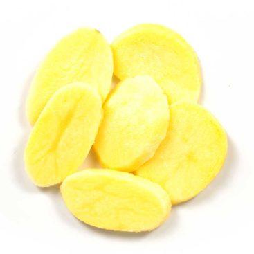 Schälkartoffel-Scheiben 8mm