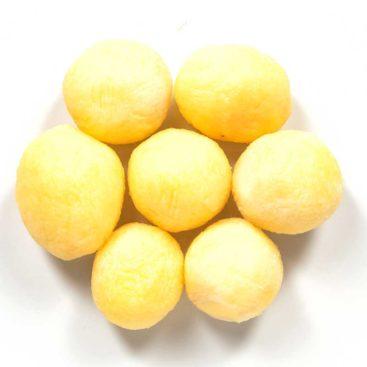 Schälkartoffeln risolee